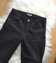 Jeans hlače h&m s/m