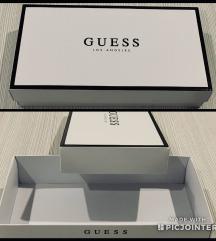 Guess škatla original