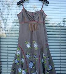 DESIGUAL št. 40 obleka , original