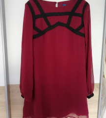 Nova bordo tunika / obleka z dolgimi rokavi 40