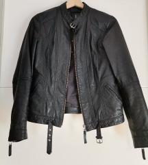 Naf Naf usnjena jakna (MPC300€)