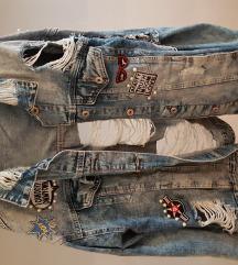 Jeans jakna NOVA!!
