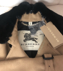 NOV! Burberry London plašč