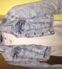 Jeans jaknjica