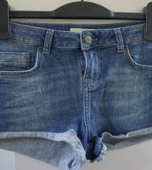 topshop kratke jeans hače