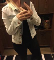Jeans jakna s poštnino