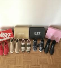 Armani, Nike & MK nove superge