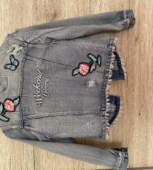 Jeans jakna z detajli🌺