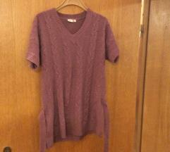 Daljši pulover oz. Tunika s pasom 42