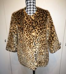 Nova fake fur jakna