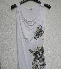 Elegantna majica s potiskom