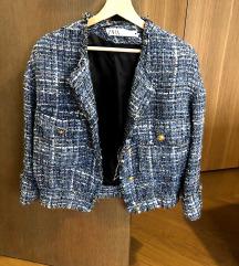 NOVA Zara jakna iz tvida