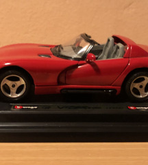 Rdeč DODGE VIPER RT/10 (1992)+BMW Z3 skupaj 7€