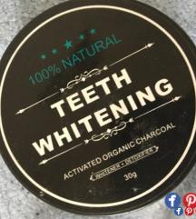 Oglje za beljenje zob ali problematično kozo