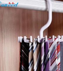 Obešalnik za kravate