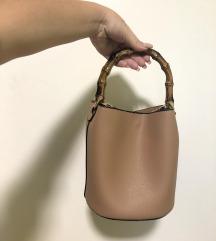 Rjava bež torba torbica PRIMARK