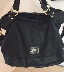 S. Oliver črna torbica