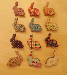 Broške zajčki