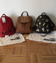 Love Moschino & Michael Kors nahrbtnik + darilo