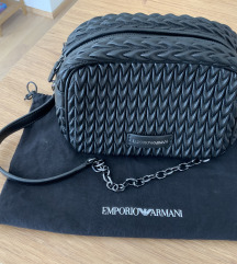 ZNIŽANA Nova torbica Emporio Armani