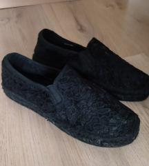 Replay črni nizki čevlji,  velikost 39