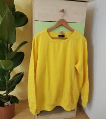 Rumen oversized pulovercek