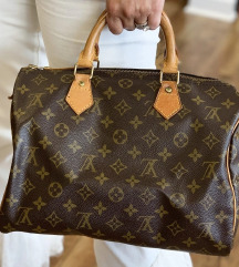 Louis Vuitton Speedy 30 original ZNIŽANA