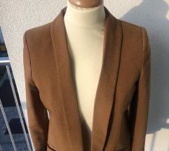 Suknjič kostanjevo rjave barve