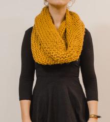Topel ''circle scarf'' šal