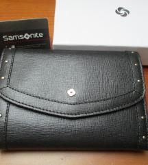 nova ženska denarnica Samsonite