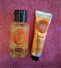 The Body Shop mango tuš gel
