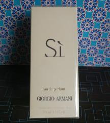 NOV originalen parfum Giorgio Armani Si 50ml