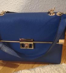Kraljevsko modra torbica