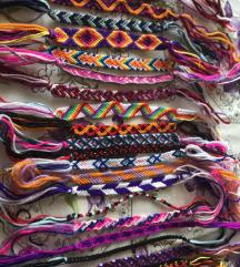Pletene zapestnice