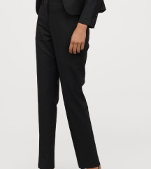 Nove ženske črne poslovne hlače