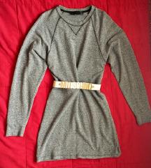 Zara pulover obleka L