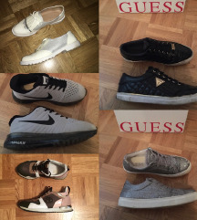 Guess, Nike & LV superge