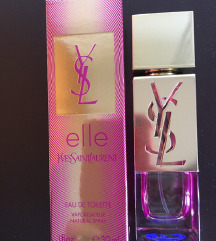 YSL Elle Shocking original