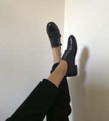 Usnjeni oxford čevlji