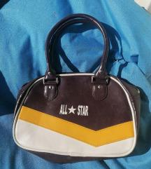 8€Akcija*All Star retro torbica