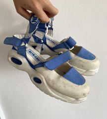 00's platform čevlji