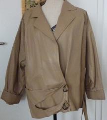 ZNIŽANO - usnjena jakna KONUS