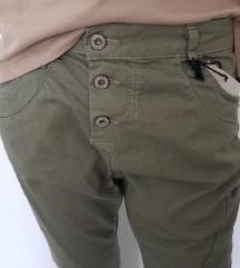 Please jeans baggy kavbojke-NOVE