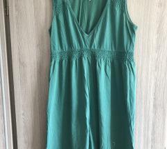 Deha zelena obleka