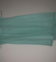 Zelenomodra bluza ORSAY