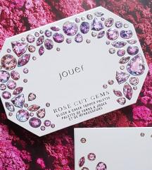 JOUER:Rose Cut Gems paleta (MPC 37€) 🆕