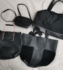 4 torbice v kompletu