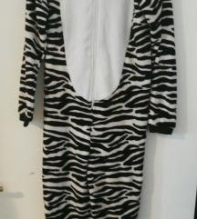 Spalni pajac zebra