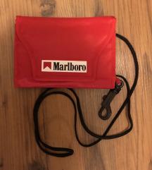 Večnamenska,zelo praktična denarnica Marlboro