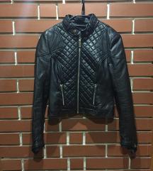 Usnjena jakna XS